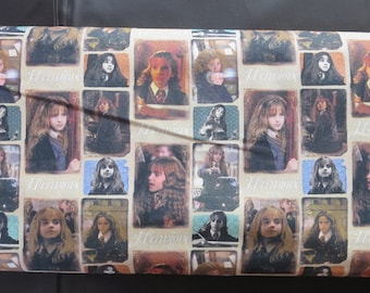 Multi Harry Potter Hermione Granger Fabric - Camelot Fabrics