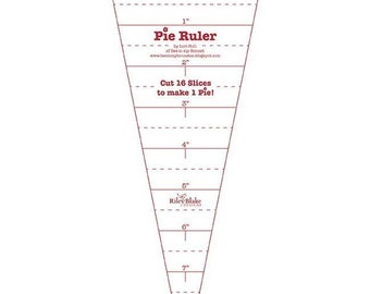 Lori Holt - Pie Ruler - by Riley Blake