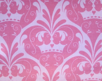 Riley Blake - Dream A Wish - C4815-PINK Dream Damask Pink
