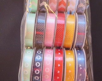 American Crafts Premium Ribbon - Dear Lizzy Collection