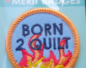 Moda Merit Badges BADGE 8 Moda - Grab While Available Item is Being Discontinued