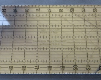 Fold-A-Way Ruler - TQM Products