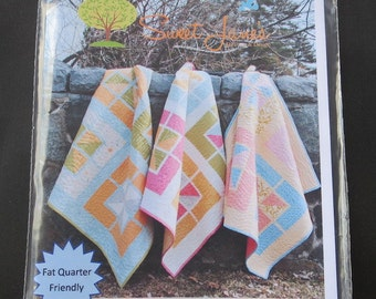 Walking On Sunshine Quilt Pattern - Sweet Jane