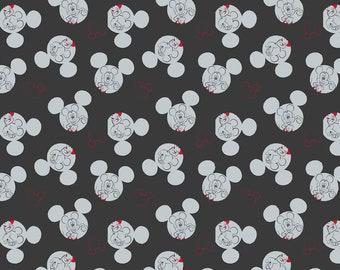 Disney Mickey Mouse Badge Toss Fleece 679694550710