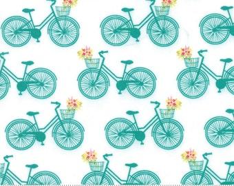 Moda - Acreage Pedal Pond 45503 16 - Shannon Gillman Orr - Turquoise