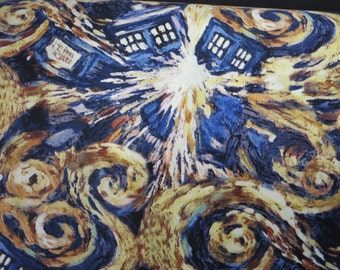 Doctor Who - Exploding Tardis - Springs Creative