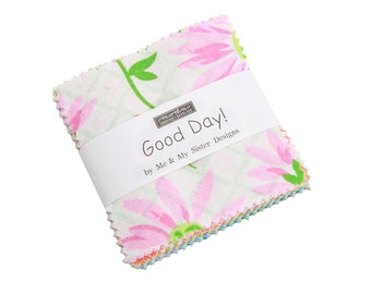 Good Day Charm Pack - Moda - Me and My Sister Designs - In Stock Now!