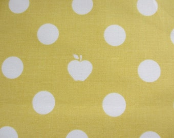 End of Bolt 1 1/4 Yards - Apple Of My Eye Fabric By The Quilted Fish For Riley Blake - Out Of Print Fabric