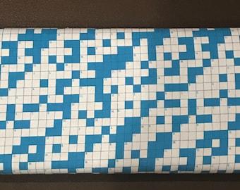 Bungle Jungle Crossword Puzzle Blue on Blue  3950314 - 39503 14