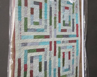 Jingle Quilt Pattern -  By Sweetwater for Moda