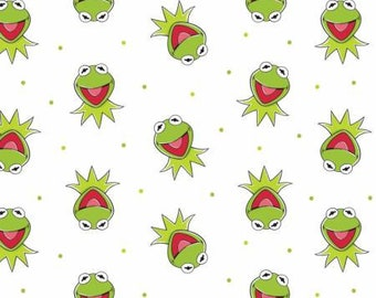 White Disney The Muppets Kermit the Frog  85320102-1