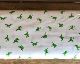 Heather Ross 20th Anniversary -  Windham  Fabrics 43484A-3 - Frogs