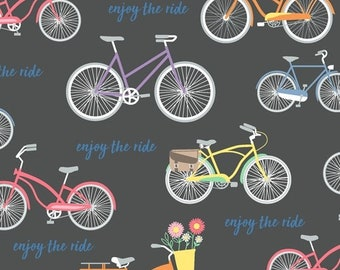 Enjoy The Ride by Whistler Studios for Windham Fabrics - 51994-1
