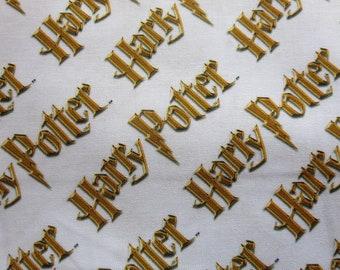 Multi Harry Potter Diagonal Logo Digitally Printed # 2380217J-1