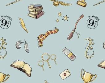 Harry Potter -  Tossed  Harry Potter 23800603 - 2 - Camelot Collection - Hogwarts