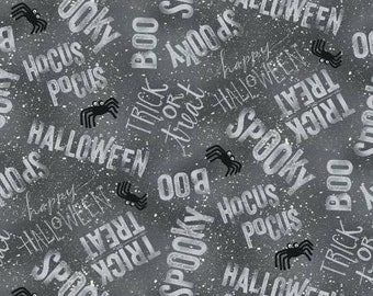 Wilmington Prints - Spooky Vibes by Katie Doucette Collection In Holiday