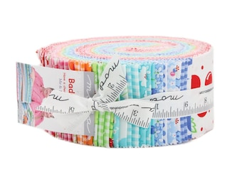 Badda Bing Jelly Roll - Moda - Me and My Sister Designs - In Stock now!