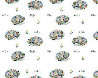 Dear Stella - White Porcupines ST-DCJ1607WH