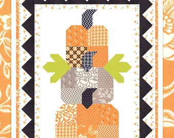 Pumpkin Trio FT 1515 Fig Tree Quilts -  Pattern - Charm Pack friendly
