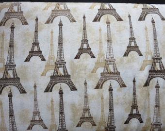 Robert Kaufman City Of Lights - Parchment Paris Eiffel Tower # AFD16736265
