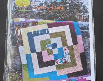 Revolution Quilt Pattern by Sweet Jane's