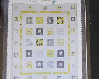 "Kimberbell - The ""Jacki"" Quilt Pattern"