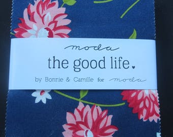 The Good Life Layer Cake - Bonnie and Camille For Moda