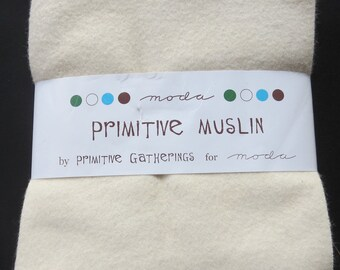 Moda - Primitive Muslin Flannel Charm Pack