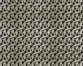 Tim Holtz - Receipt - Black Crows Tim Holtz Eclectic Elements - PWTH089