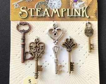 STEAMPUNK Keys - STEAM012