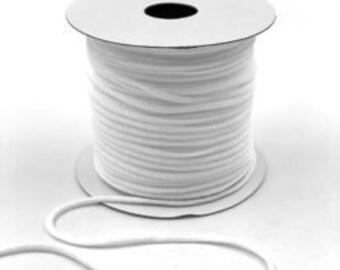 3MM Nylon Round Elastic Cord X  50 Yard Spool