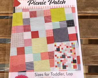 It's Sew Emma - Picnic Patch Quilt Pattern