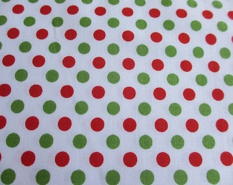 Riley Blake Small Dots Christmas