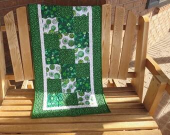 Homemade - Saint Patrick's Day - Table Runner