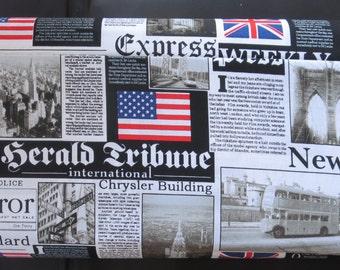 Kanvas Studios - Novelty- Britain's Best 05536 - Benartex British Invasion