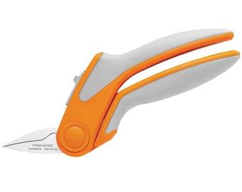 Easy Action Rag Quilt Snip 190600 1004 Fiskars - Rag Scissors