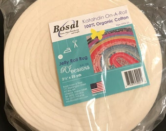 Bosal - Katharine On A Roll - 100 % Organic - 2.5 inch by 25 yards