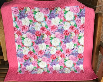 Simple Baby Quilt - Baby Quilt