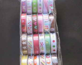 American Crafts Premium Ribbon - Seasonal 1