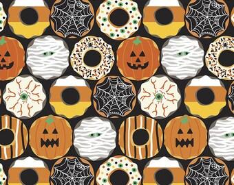 Halloween - Creepy Crullers - Black Grey Maude Asbury -  Boolicious