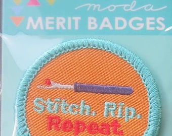 Moda Merit Badges BADGE 6 Moda