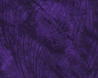 Deep Purple Go With the Flow 108in Wide Back # QB102-VJ  Wide Back  QB102-K - Beautiful Backing by Maywood Studio Collection
