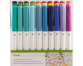 Cricut Ultimate Fine Point Pen Set 30/Pkg by Cricut - 2004060