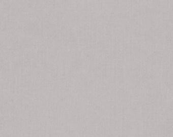 Kona Solids - Ash Kona Cotton 108in Wide K082-1007