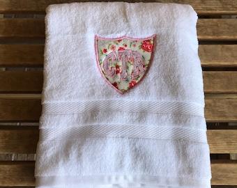 CTR Towel - Floral
