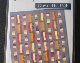 Legacy - Down The Path Quilt Pattern