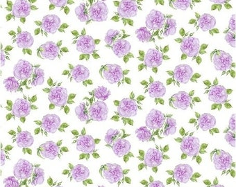 LOVE LETTERS by Shannon Christensen for Windham Fabric 51416-2 Mini Roses
