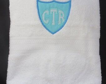 CTR Towel