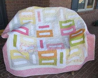 Homemade - Sunkissed Lap Quilt