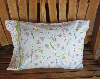 Pillowcase - Young Women Themed Pillowcase / Missionary Gift/ LDS Gift - Can Be Shipped To MTC - Three Day Sale